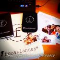 Gracias @freaklances por el detalle! Un gusto patrocinarlos